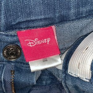 Disney Bottoms - Disney Girls Size 5 Jeans Embroidered